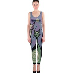 Cats OnePiece Catsuit