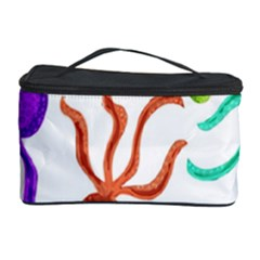 Octopuses pattern Cosmetic Storage Case
