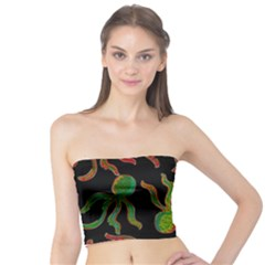 Octopuses pattern 4 Tube Top