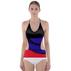 Cool obsession  Cut-Out One Piece Swimsuit