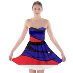 Cool obsession  Strapless Bra Top Dress