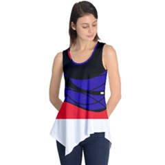 Cool obsession  Sleeveless Tunic
