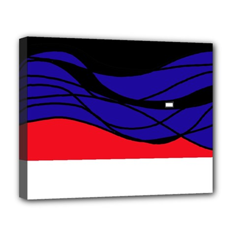 Cool obsession  Deluxe Canvas 20  x 16