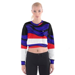 Cool obsession  Women s Cropped Sweatshirt