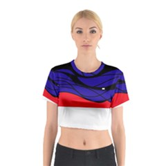 Cool obsession  Cotton Crop Top