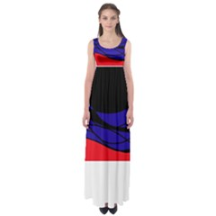 Cool obsession  Empire Waist Maxi Dress
