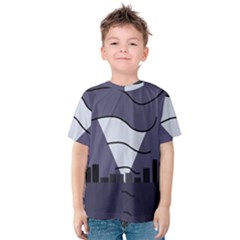 Tesla Kids  Cotton Tee