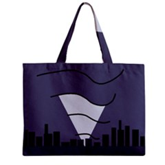 Tesla Zipper Mini Tote Bag