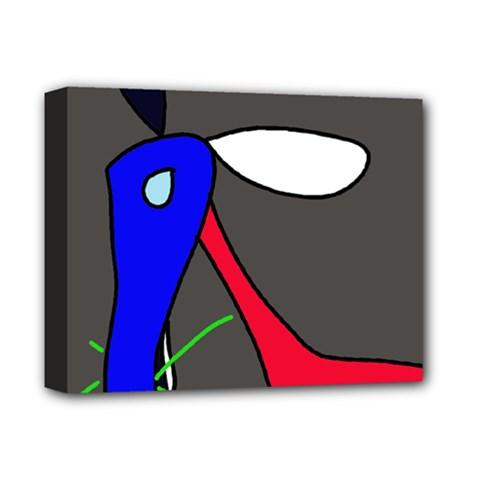 Donkey Deluxe Canvas 14  x 11