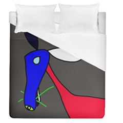 Donkey Duvet Cover (queen Size)
