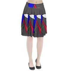 Donkey Pleated Skirt