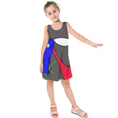 Donkey Kids  Sleeveless Dress