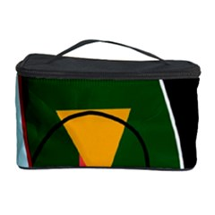 Abstract lady Cosmetic Storage Case