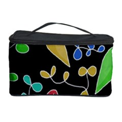 Birds and flowers 2 Cosmetic Storage Case