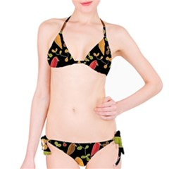 Flowers and birds  Bikini Set