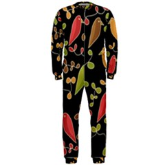 Flowers and birds  OnePiece Jumpsuit (Men)