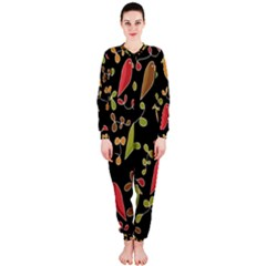 Flowers and birds  OnePiece Jumpsuit (Ladies)