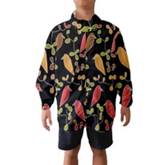 Flowers and birds  Wind Breaker (Kids)