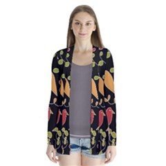 Flowers and birds  Cardigans