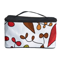 Birds and flowers 3 Cosmetic Storage Case
