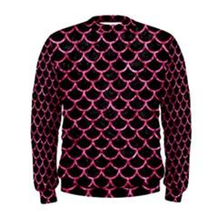 SCA1 BK-PK MARBLE Men s Sweatshirt