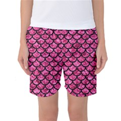 SCA1 BK-PK MARBLE (R) Women s Basketball Shorts