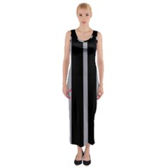 Harmony Fitted Maxi Dress