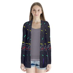 Colorful beauty Cardigans