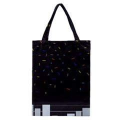 Night Classic Tote Bag