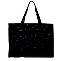 Night Large Tote Bag
