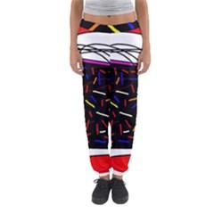Color TV Women s Jogger Sweatpants