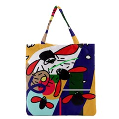 Fly, fly Grocery Tote Bag