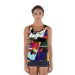 Fly, fly Women s Sport Tank Top