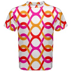 Background Abstract Men s Cotton Tee
