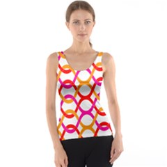 Background Abstract Tank Top