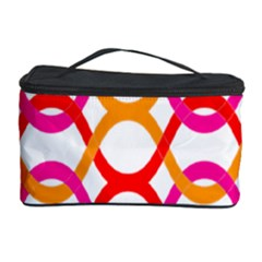 Background Abstract Cosmetic Storage Case