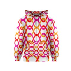 Background Abstract Kids  Zipper Hoodie