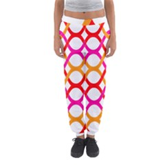 Background Abstract Women s Jogger Sweatpants