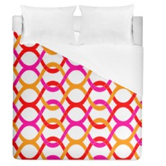 Background Abstract Duvet Cover (Queen Size)