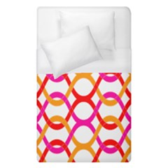 Background Abstract Duvet Cover (Single Size)