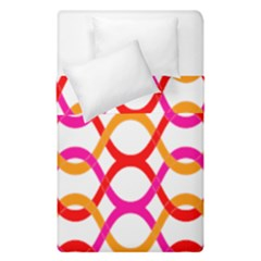 Background Abstract Duvet Cover Double Side (Single Size)