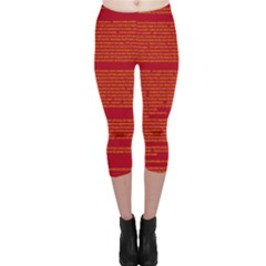 BIOGRAPHY Capri Leggings