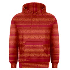 BIOGRAPHY Men s Pullover Hoodie