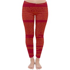 BIOGRAPHY Classic Winter Leggings