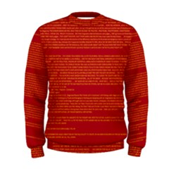 BIOGRAPHY Men s Sweatshirt