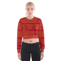 BIOGRAPHY Women s Cropped Sweatshirt