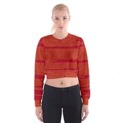 BIOGRAPHY Women s Cropped Sweatshirt