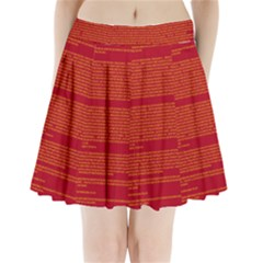 BIOGRAPHY Pleated Mini Skirt