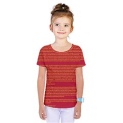 BIOGRAPHY Kids  One Piece Tee