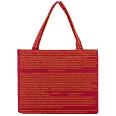 Writing Grace Mini Tote Bag